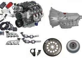 LS3 Engine and 6L80E Transmission package