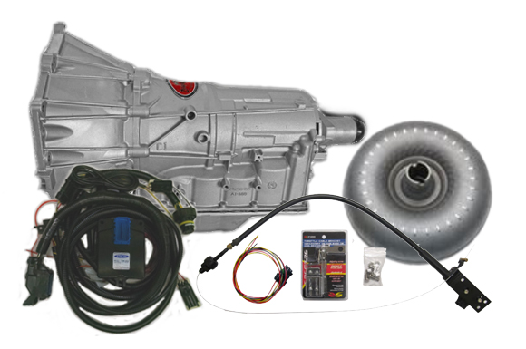 Gen I and II Chevrolet Engine 6L80E/6L90E 6 Speed Conversion Kit