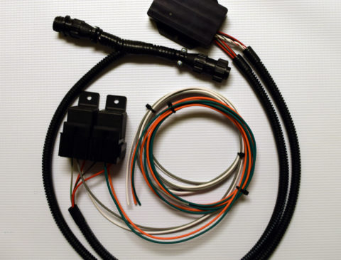 GM Neutral Safety and Reverse light Relay