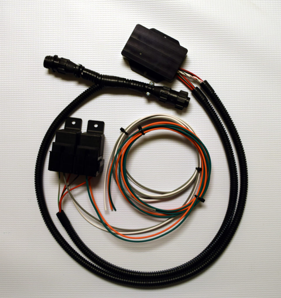 Ignition Module Wiring Harness