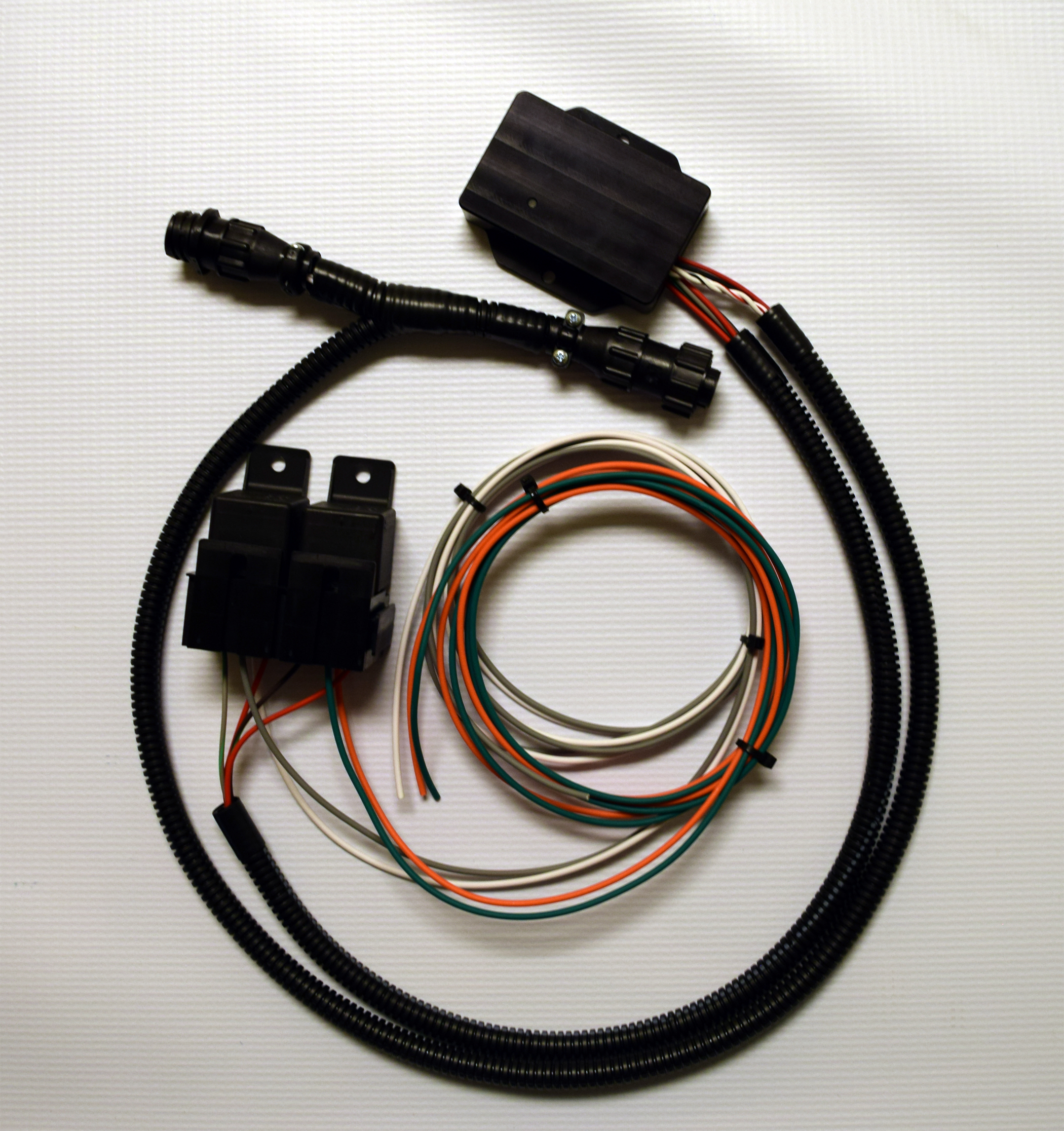 Gauge Driver Controlled Reverse Lights Neutral Safety Relay kit